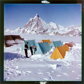 Il Monte Cervino: ricerca fotografica e scientifica