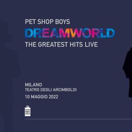 Pet Shop Boys: l'unica data italiana