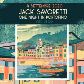 Jack Savoretti: One Night in Portofino