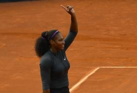 MARCO MENESCHINCHERI di Supertennis tv, Internazionali di Tennis Roma: vittoria di Serena Williams contro Madison Keys