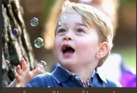 Baby George: per il compleanno in regalo una moneta speciale