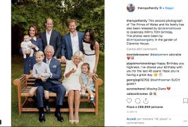 I 70 anni del Principe Carlo: la foto di famiglia più bella!