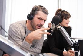 Luca Argentero e Ilenia Pastorelli: ecco il nostro capodanno alternativo!
