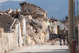 Macerie reali e macerie dell'anima: come riprendersi da un terremoto.