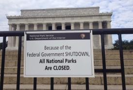 Cosa c'entra il muro in Messico con lo shutdown degli uffici?