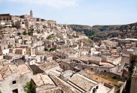Matera: dal 19 gennaio riflettori puntati sulla città dei sassi.