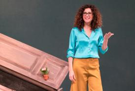 Teresa Mannino: Sento la terra girare