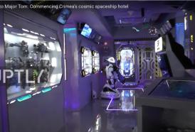 Guarda l'hotel più esagerato del mondo: The Guardian of the Empire