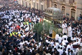 A Catania la festa di sant'Agata: perché è così tanto sentita?
