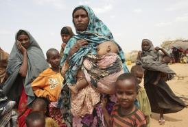 In Africa aumentano i poveri senza cibo: sono 257 milioni.