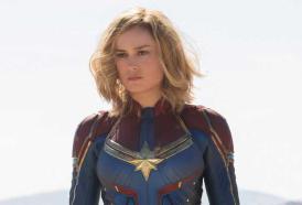Supereroi in rosa... Arriva Captain Marvel.