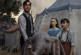 'Dumbo', la favola Disney rivisitata da Tim Burton.