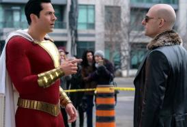 Arriva Shazam!, il nuovo supereroe della DC Comics.