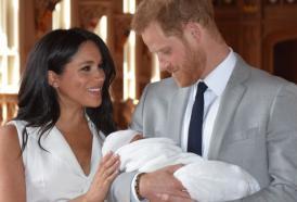 È nato il figlio di Harry e Meghan: a Buckingham Palace un principe 'yankee'.