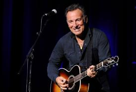 Bruce Springsteen. In Western  Stars il Boss è regista della sua America