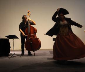 A scuola di teatro con la Dante Alighieri