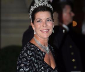 Carolina di Monaco festeggia  i suoi sessant'anni