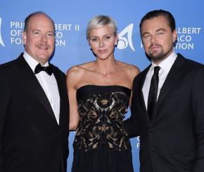Leonardo DiCaprio al Monte Carlo Gala for the Global Ocean