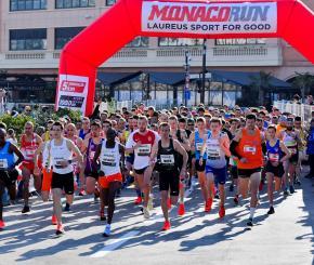 Due record del mondo alla Monaco Run