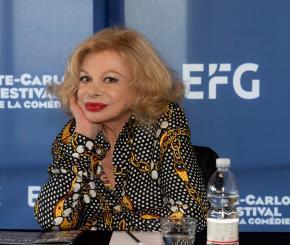 Monte-Carlo Film Festival de la Comédie: l'omaggio a Sandra Milo