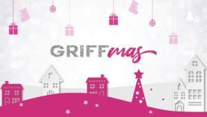 """Quest'anno a Natale Griffe si tinge di rosa con il """"GRIFF-MAS"""""""