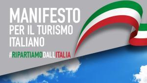 """Alla scoperta del """"Manifesto per il Turismo Italiano"""" sottoscritto fin ad ora da oltre 35.000 cittadini e aziende"""