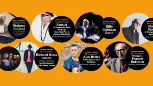 Radio Monte Carlo accende i suoi microfoni per raccontare il Sicilia Jazz Festival
