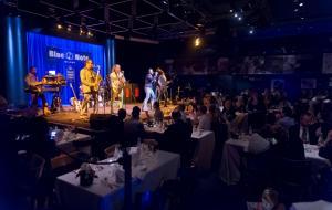 Grande musica, entusiasmo e ospiti internazionali: l'indimenticabile festa di chiusura di RMC e del Pavillon Monaco al Blue Note