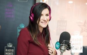 Laura Pausini ospite di RMC:  guarda le foto più belle