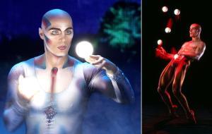 Successo a Forlì delle stelle mondiali del Noveau Cirque