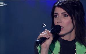 Giorgia: (You Make Me Feel Like) A Natural Woman. Il video live