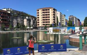 The Watergolf Challenge: il golf entusiasma la Darsena di Milano