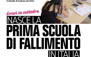 La prima scuola di fallimento in Italia