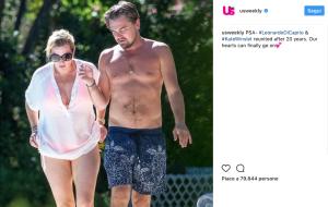 Leonardo DiCaprio e Kate Winslet insieme a Saint-Tropez