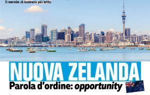 Nuova Zelanda, terra delle opportunità