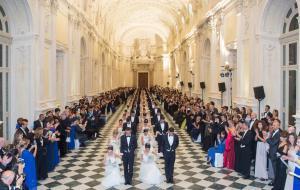 Il Gran Ballo della Venaria Reale:  un grande evento di formazione, cultura e solidarietà