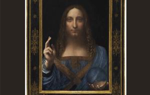 Il Salvator Mundi di Leonardo da Vinci venduto per oltre 450 milioni di dollari!