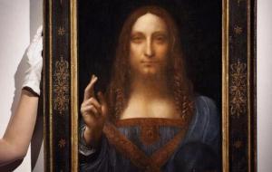 Il quadro più costoso del mondo al Louvre di Abu Dhabi