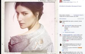 Laura Pausini rivela il titolo del nuovo album