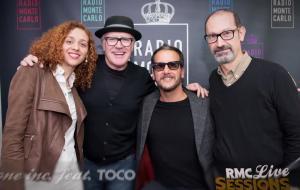 S-Tone  INC. with Toco & friends: guarda il live a Monte Carlo Nights!