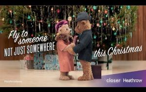 A casa per le feste! Guarda il commovente spot dell'aeroporto di Heathrow