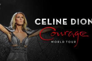 Celine Dion: la nuova data del Courage World Tour