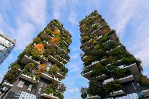 E' il Bosco Verticale di Milano il palazzo più amato su Instagram