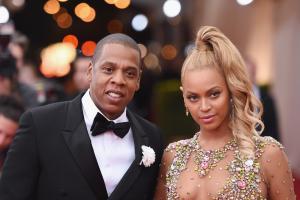 Beyoncé non passa inosservata a Venezia