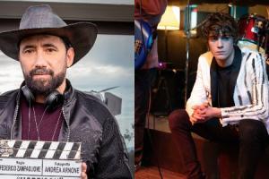 Federico Zampaglione annuncia l'uscita del suo film Morrison