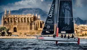 """Pierre Casiraghi vince con """"Malizia"""" a Palma di Majorca"""