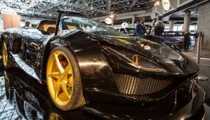 Le super automobili sono a Monte Carlo