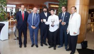 Gala de l'Art 2017: la premiazione