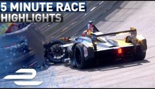 Formula E: Buemi punta e vince a Monte Carlo