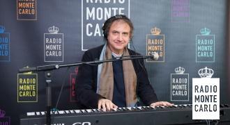 Roberto Cacciapaglia ospite di Monte Carlo Nights: le foto più belle